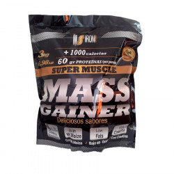 Muscle Mass Gainer Chocolate 3Kg