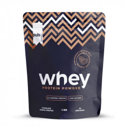 Whey Protein Bag 550gr